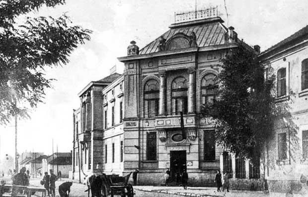 a zgrada suda u Jagodini